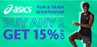 Asics Run & Train Sportswear