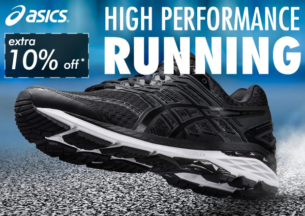 Asics Performance Running