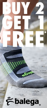 Balega Running Socks Buy 2 Get 1 Free