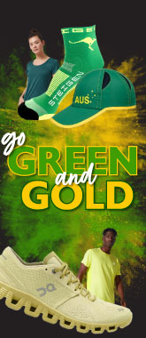 Go Green & Gold