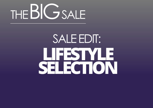 Sale Edit: Lifestyle