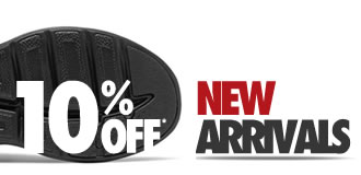 10% Off New Arrival Shoes