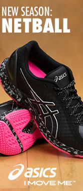 Asics New Season Netball