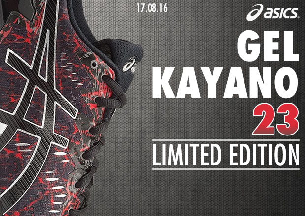 Asics Gel Kayano 23 Limited Edition