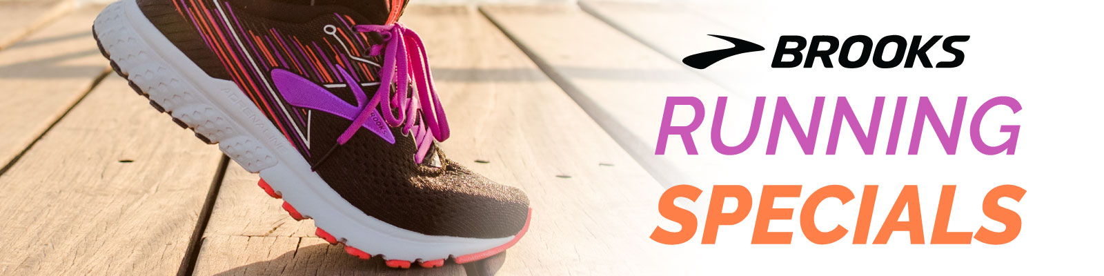 Brooks Running Specials