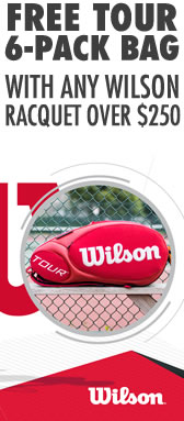 Wilson Free Tour Tennis Bag