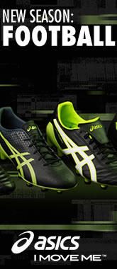 Asics New Season Football