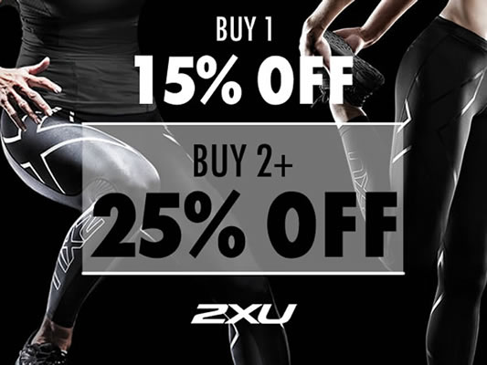 2XU Compression Sale