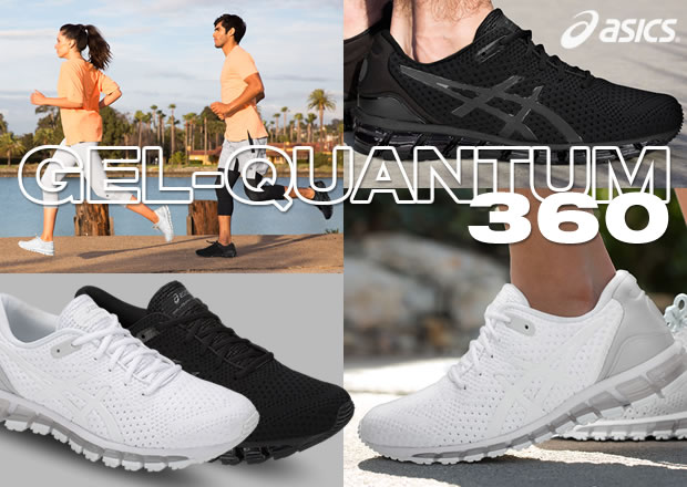 Asics Gel Quantum Collection
