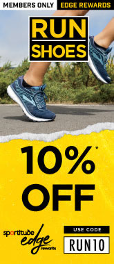 10% Off Running Shoes