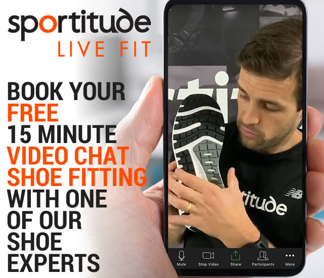 Book your 15 minute video chat shoe fitting with one of our shoe experts