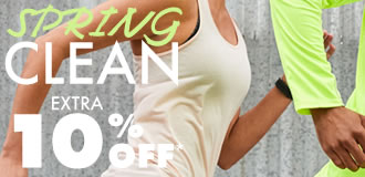 Spring Clean Extra 10% Off
