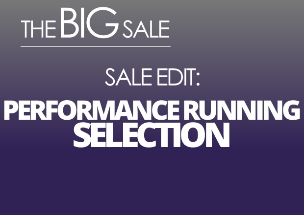 Sale Edit: Performance Running