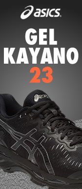 New Asics Gel Kayano 23