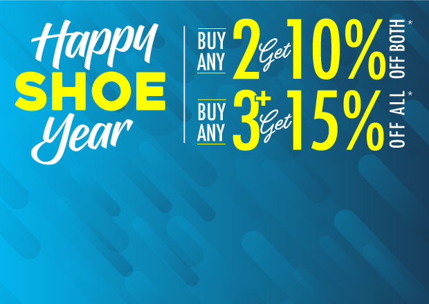 Happy Shoe Year