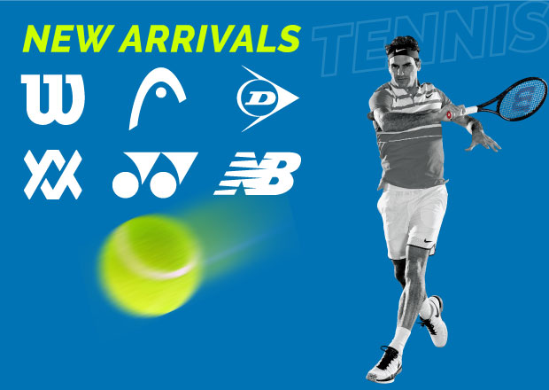 Tennis New Releases