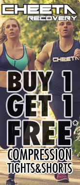 Buy 1 Get 1 Free Cheeta Recovery Compression